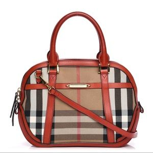 GUC Burberry handbag